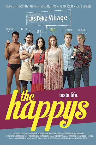 The Happys Movie Poster