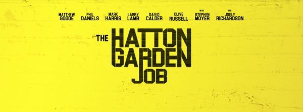 The Hatton Garden Job Movie