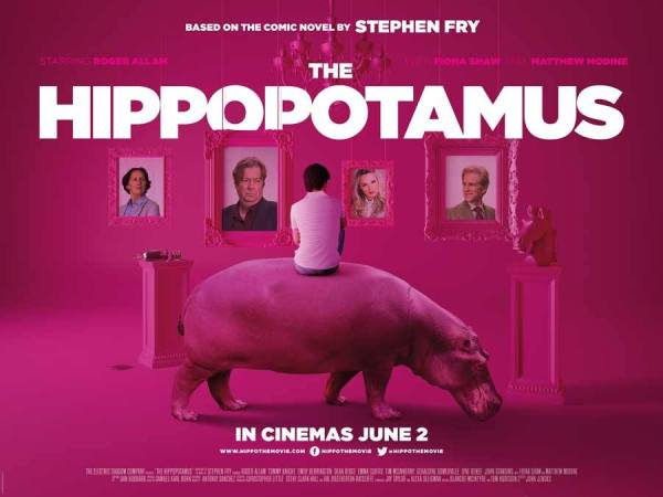 The Hippopotamus New Banner