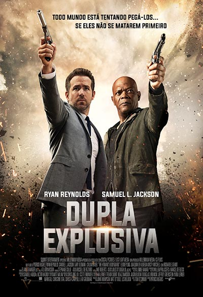 The Hitman's Bodyguard New International Poster