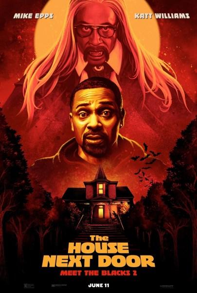 The House Next Door Meet The Blacks 2 Movie Poster