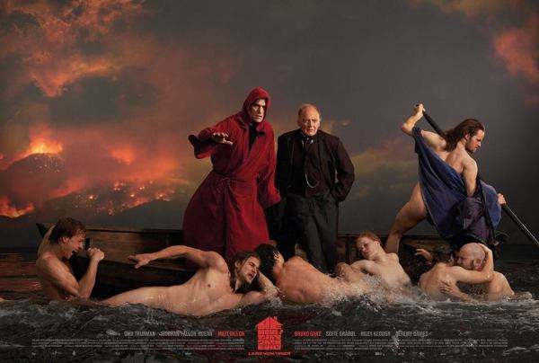 The House That Jack Built Movie Poster The Barque Of Dante