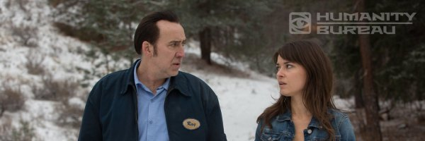 The Humanity Bureau - Nicolas Cage And Sarah Lind