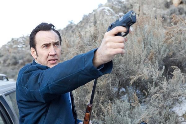 The Humanity Bureau Nicolas Cage