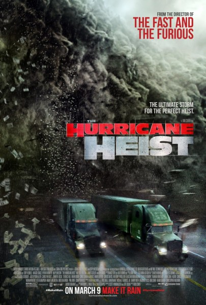 The Hurricane Heist New Poster