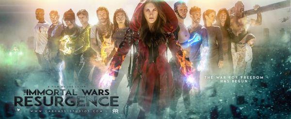 The Immortal Wars 2 Resurgence Movie