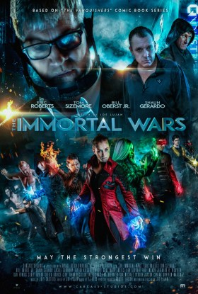 The Immortal Wars Movie Poster (2)