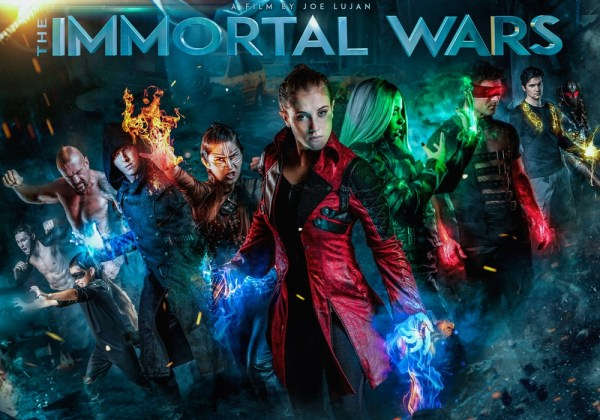 The Immortal Wars Movie