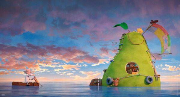 The Incredible Story Of The Giant Pear Movie