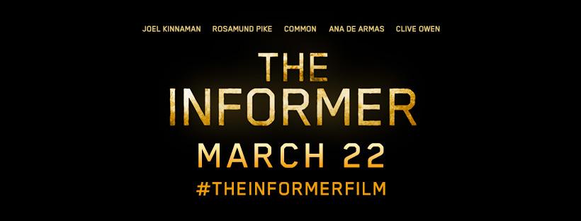 Image result for The Informer movie poster
