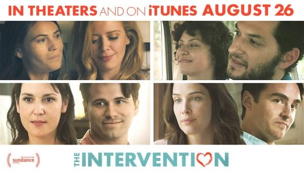 The Intervention movie
