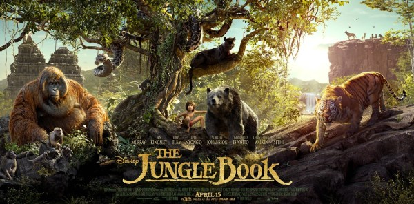 The Jungle Book Super Bowl Trailer 2016
