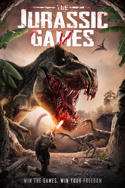 The Jurassic Games Film Poster