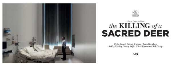 The Killing Of A Sacred Deer Film 2017