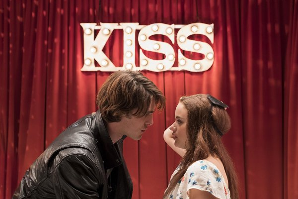 The Kissing Booth Movie