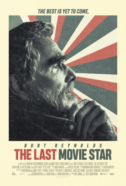 The Last Movie Star Movie Poster