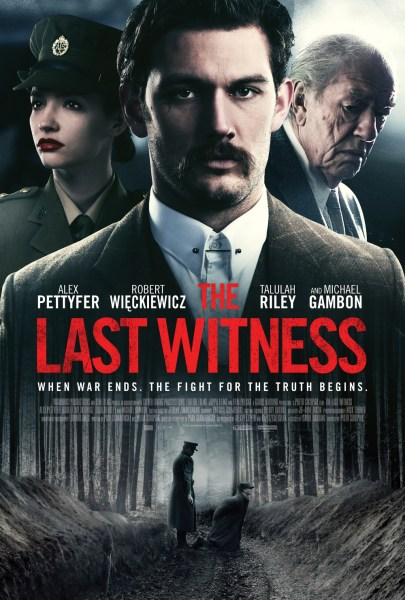 The Last Witness New Movie Poster