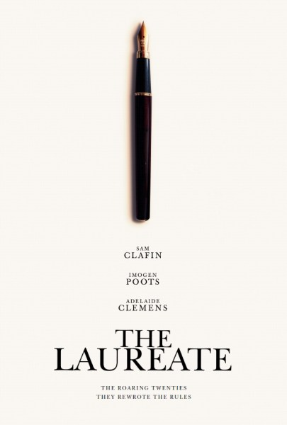 The Laureate Movie Teaser Poster
