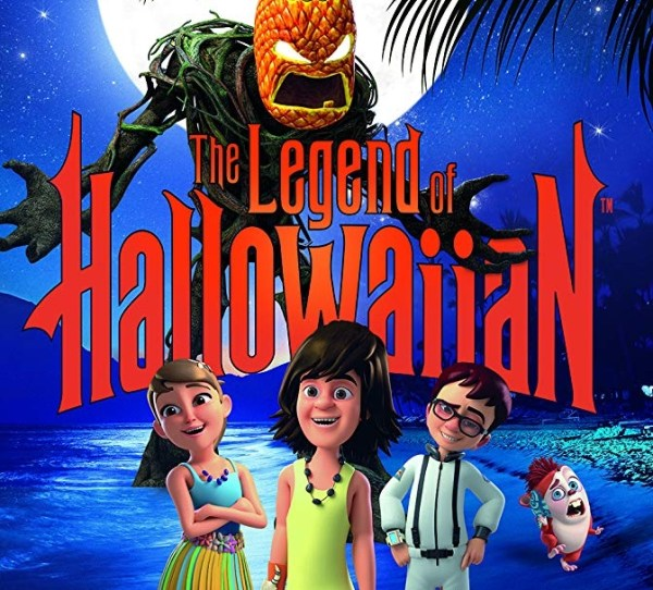 The Legend Of Hallowaiian Movie