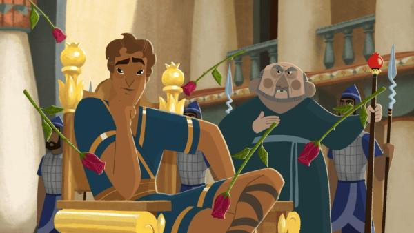 The Legend Of King Solomon Movie
