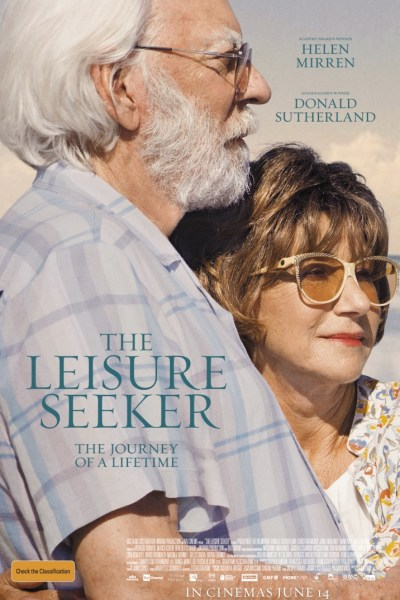 The Leisure Seeker Australian Poster