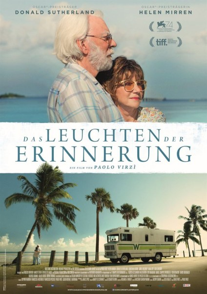 The Leisure Seeker German Poster