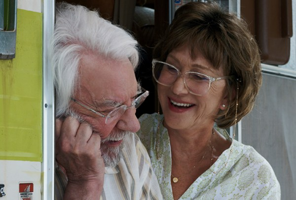 The Leisure Seeker Movie