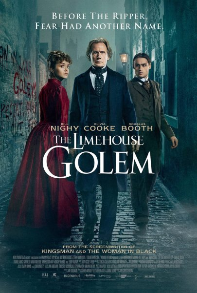 The Limehouse Golem New Poster