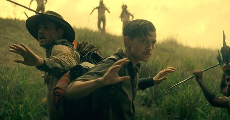 Image result for The Lost City of Z movie