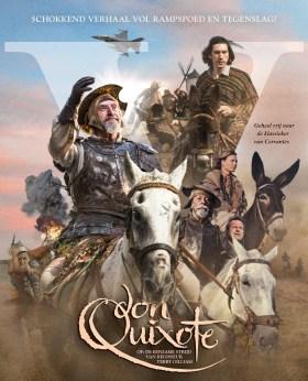 The Man Who Killed Don Quixote Dutch Cover