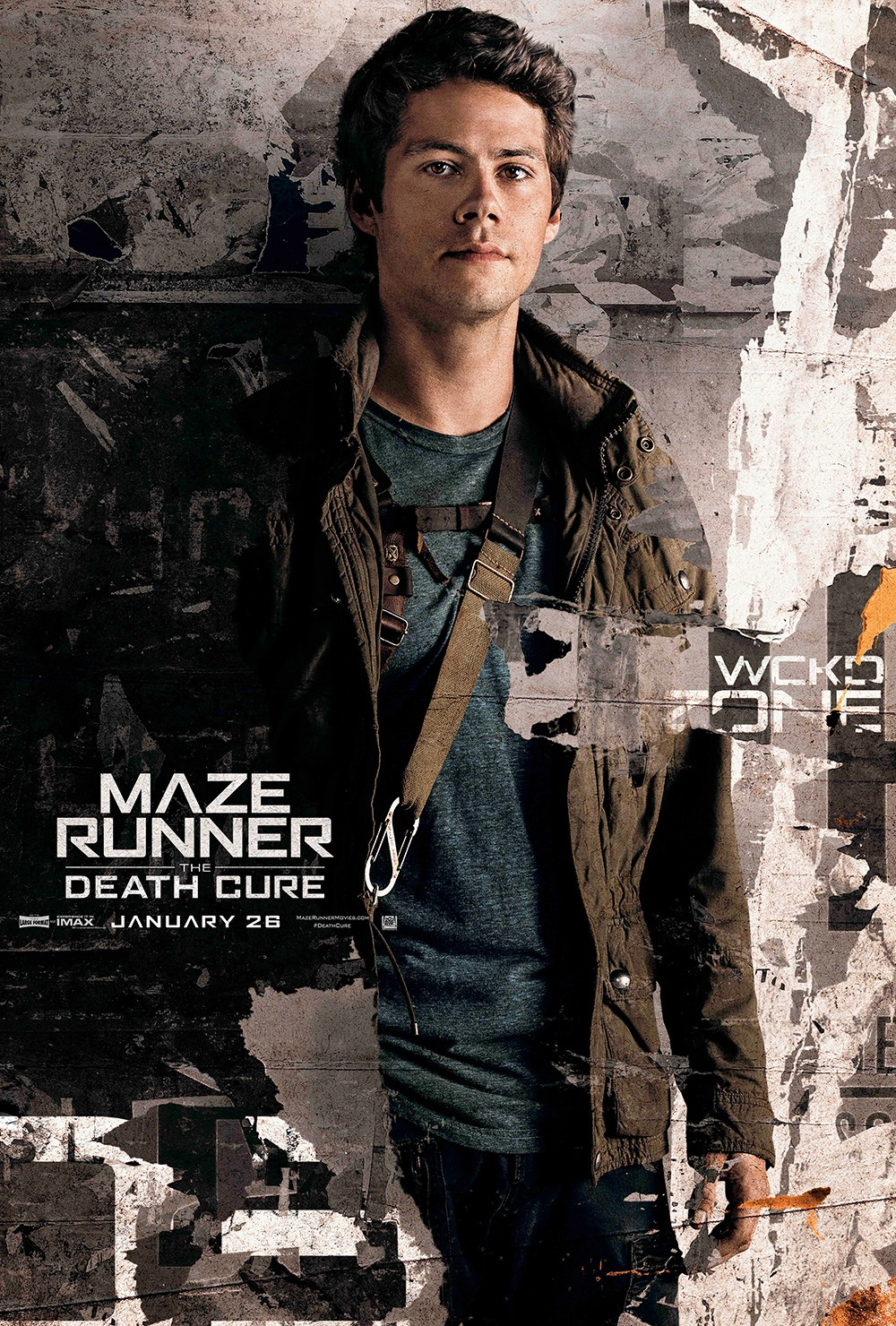 maze runner 'maze runner: the death cure,' starring dylan o'brien, is the last film in the sci-fi  series based on james dashner's 'maze runner' novels.