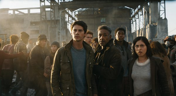 The Maze Runner 3 The Death Cure Film 2018