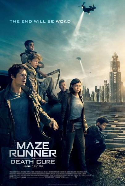 The Maze Runner 3