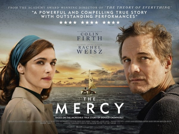 The Mercy Movie Banner