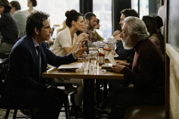 The Meyerowitz Stories - Ben Stiller And Dustin Hoffman
