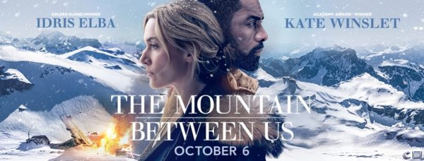 The Mountain Between Us Film Kate Winslet And Idris Elba