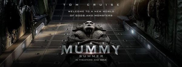 The Mummy Movie 2017