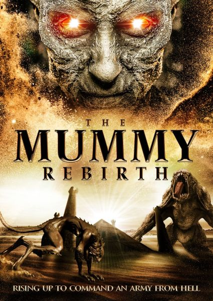 The Mummy Rebirth Movie Poster