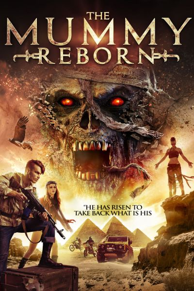 The Mummy Reborn Movie Poster
