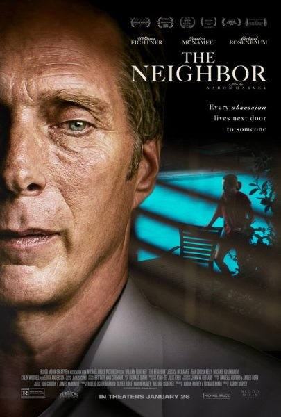 The Neighbor New Poster