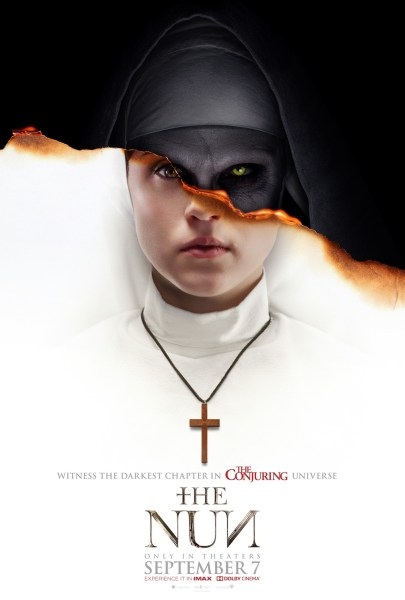 The Nun New Film Poster