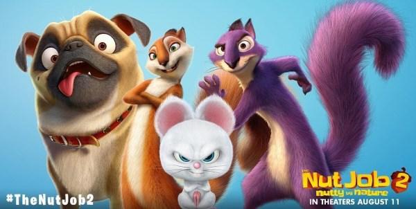The Nut Job 2 - Animated Movie 2017