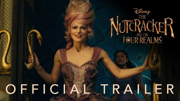 The Nutcracker And The Four Realms Movie 2018