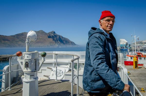 The Odyssey Movie - Lambert Wilson as French Marine Explorer Jacques Cousteau