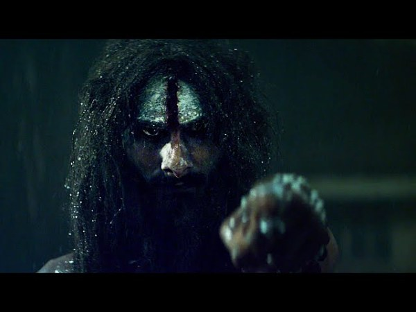 The Other Side of the Door movie - Sadhu - Aghori