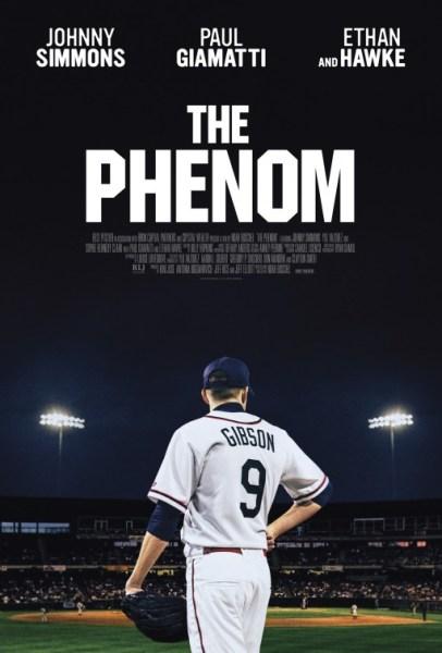 The Phenom Movie Poster