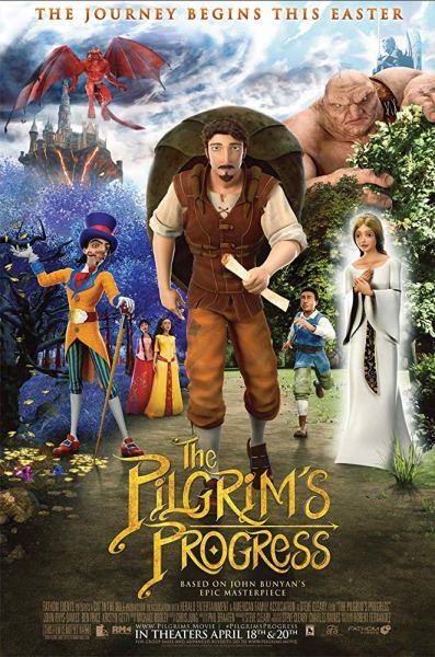 The Pilgrim's Progress Movie Poster