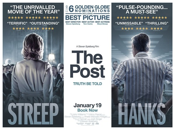 The Post UK Banner Poster