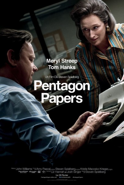 The Post New Poster from France