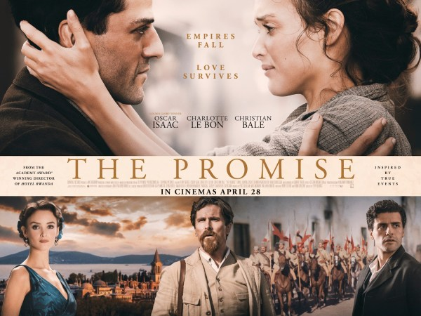 The Promise UK Poster